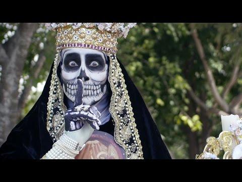 LA MONJA CORONADA, Festival De Tradiciones De Vida Y Muerte 2016 | Xcaret México! Cancún Eco Park