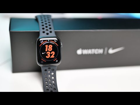 Apple Watch Series 5 Nike Edition LTE Unboxing & First Look