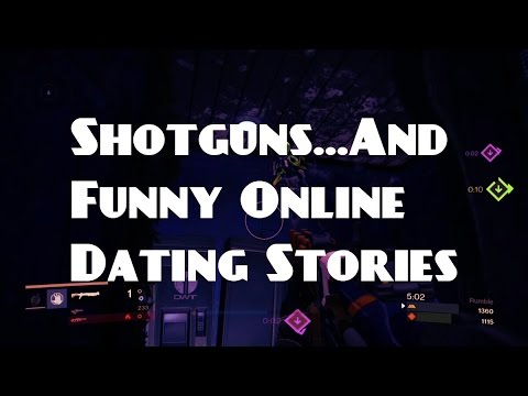 Strange online dating stories