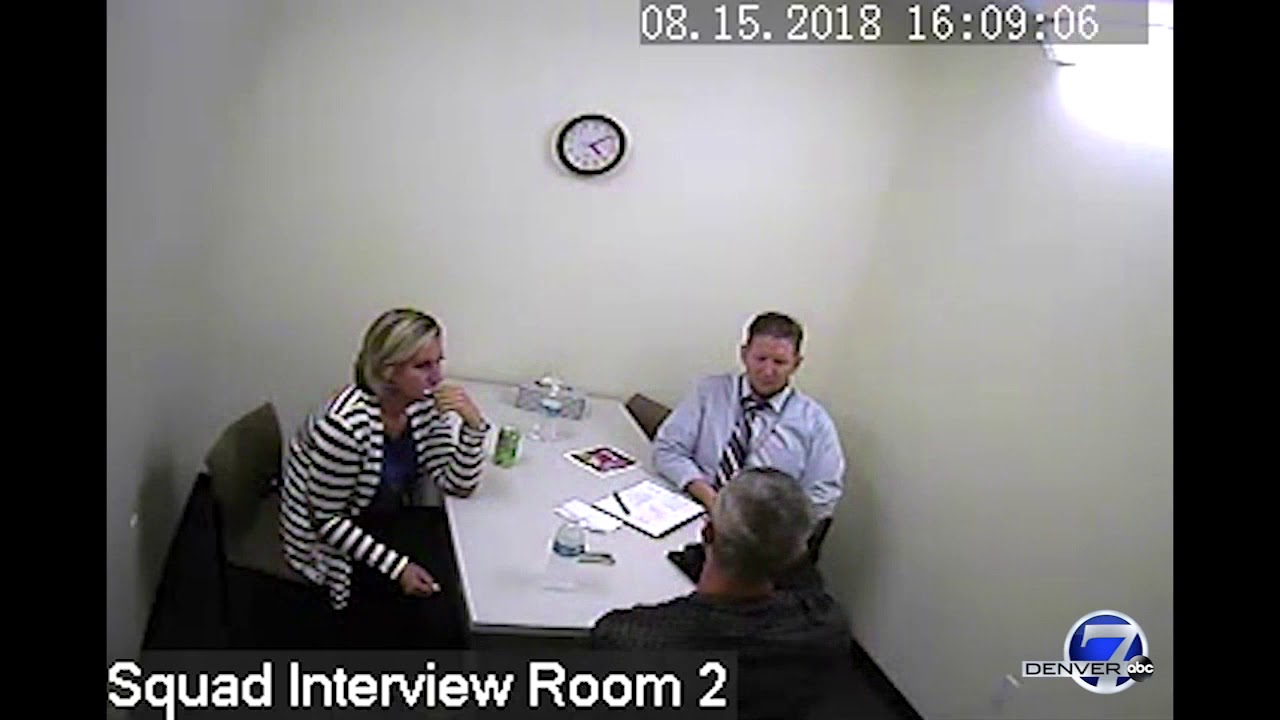 Full video: Chris Watts tells father and investigators about deaths of his  wife and daughters