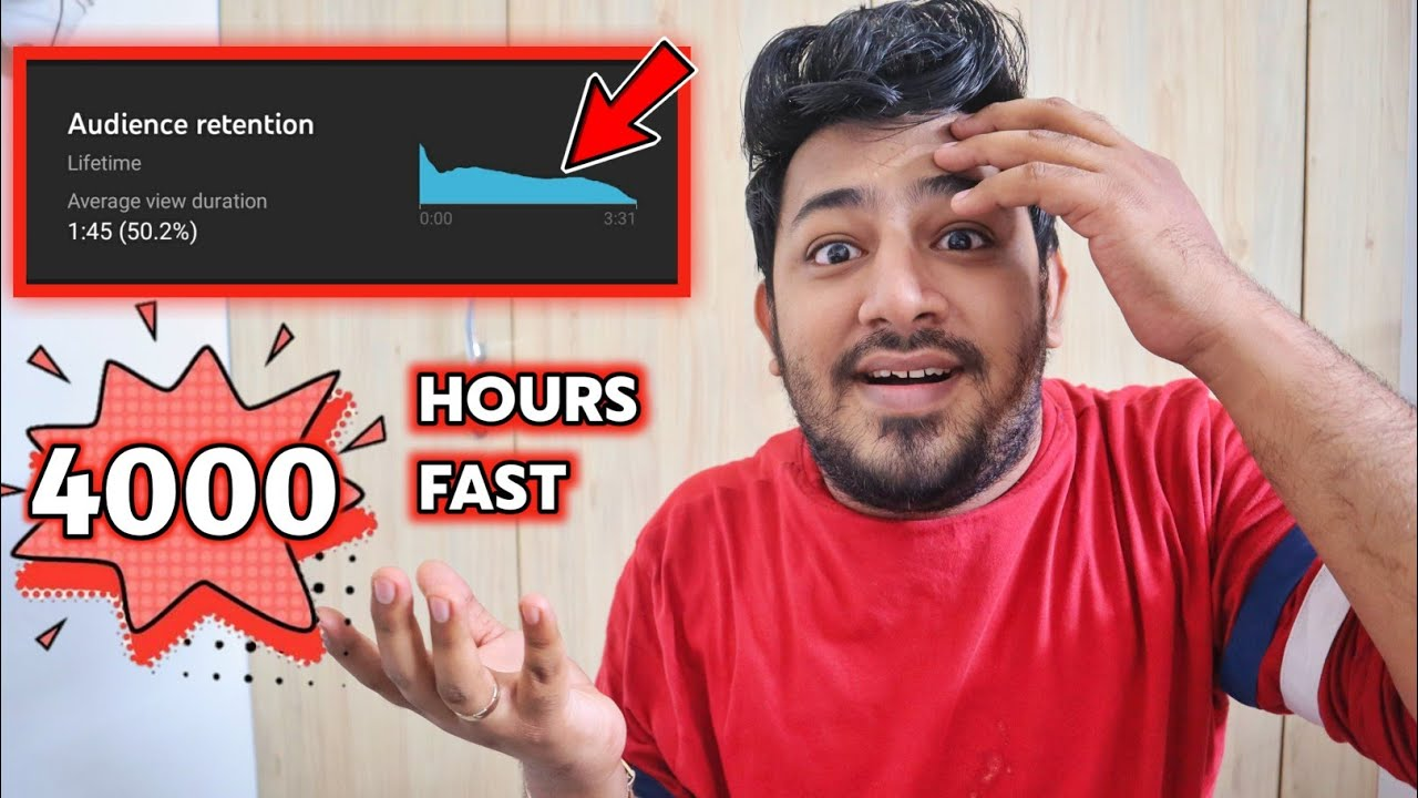 Download 4000 HOURS FAST [FOR BEGINNERS] **MUST TRY**