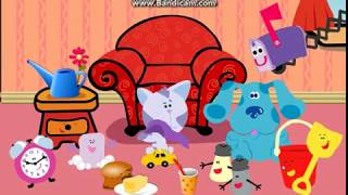 Blue's Clues - Periwinkle's Disappearo [UK Version] (2001 Flash Game)
