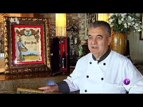 La mejor paella del mundo. Restaurante La Albufera.