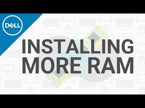 How To Install More RAM On A Dell Computer (Official Dell Tech Support)