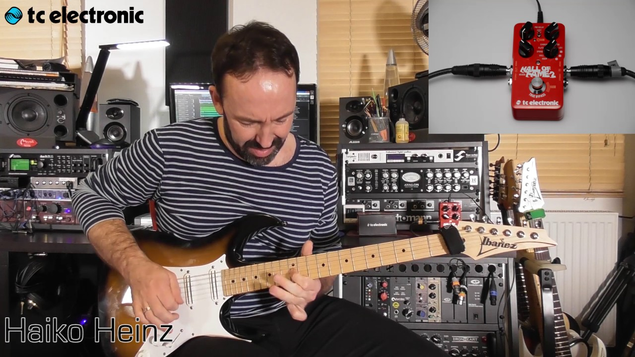 Hall Of Fame 2 Reverb Demo Youtube