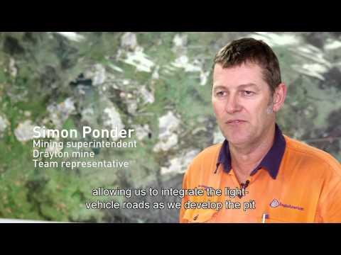 Drayton mine — Anglo American