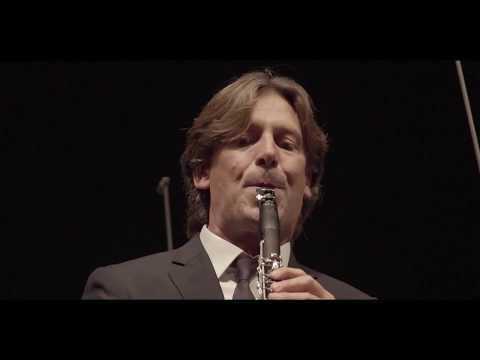 """Verdiana"" performed by Paul  Meyer at  Tel Aviv Opera House"
