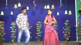 Andhra Telugu Sexy Girl Hot Stage Recording Dance