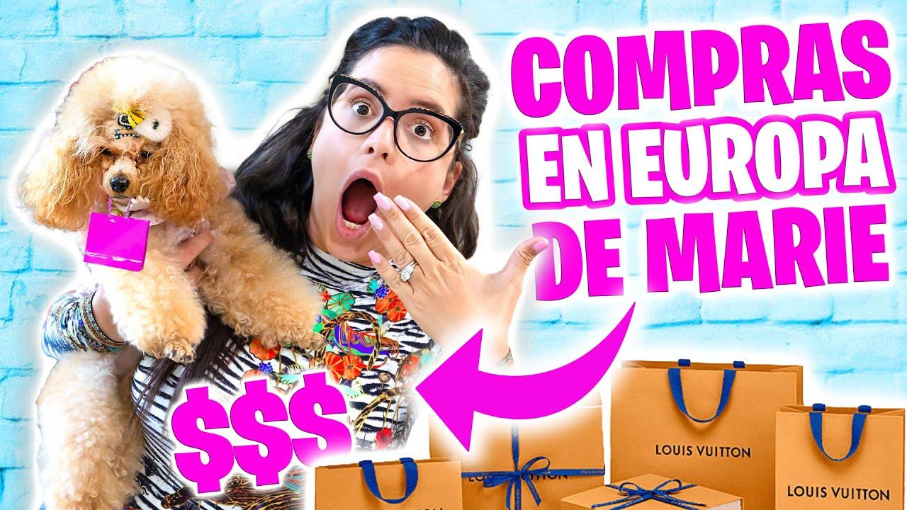 LAS COMPRAS EXOTICAS y MUY CARAS para Mi Perrita Marie 😱 Mami Lover se ENOJA 😅 El Mundo de Camila