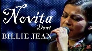 Billy Jean  - Michael Jackson - Novita Dewi