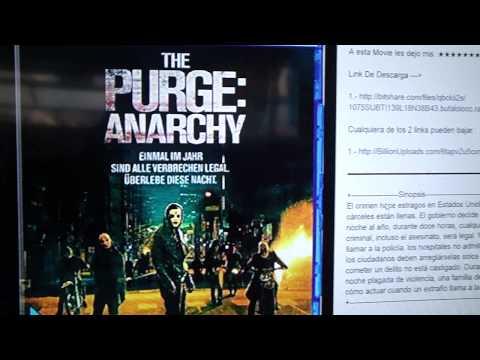 The Purge: Anarchy (The Purge 2) - [2014] [Audio INGLES] [BRrip] [1 Link] [BITSHARE]