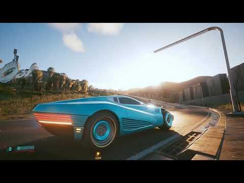 Chino — Miami Suicide Pacific Dreams Radio Cyberpunk 2077 (Talk to Us) Night City Drive Max Settings