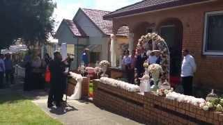 Австралия 2015. Сидней. Ливанская свадьба