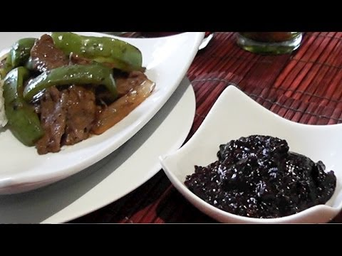 Black Bean Sauce Recipe - Mark's Cuisine #19