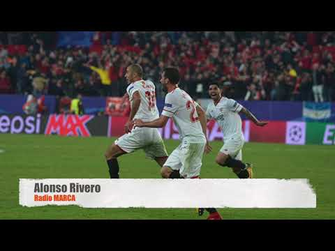 Sevilla-Liverpool: Las narraciones del histórico empate de Pizarro