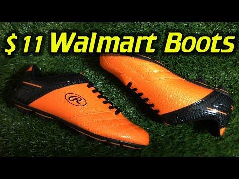$11 Walmart Soccer Cleats/Football Boots - Review + On Feet