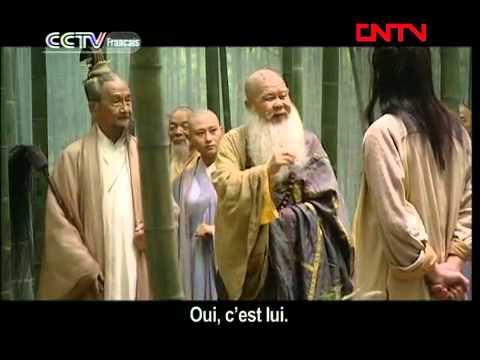 CCTVF - Chine - Fière allure sur Monts et Vaux - 笑傲江湖 - Episode 39