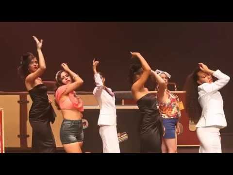57cbc735bf Gala Elección de la Reina Fiestas de Guía de Isora 2015 - YouTube