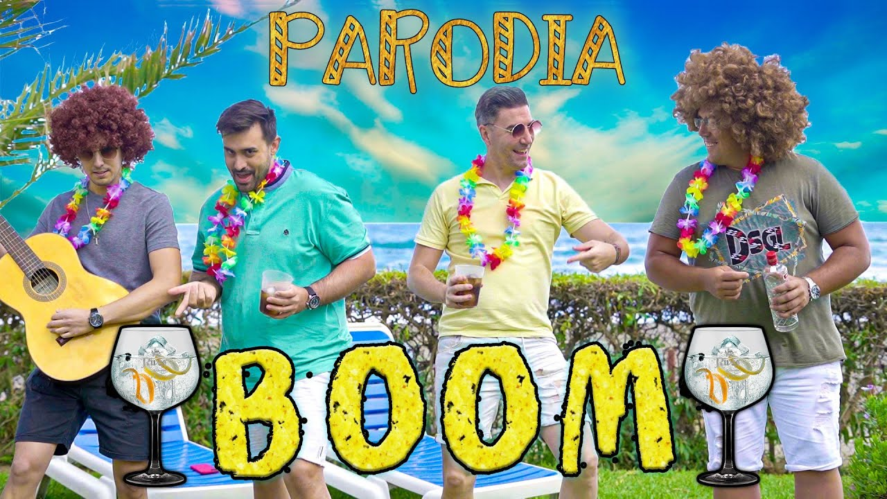 BOOM | Poli ft. Angelillo | Parodia