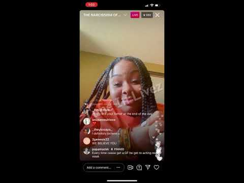 Download Ceaser Black Ink Crew Daughter EXPOSES and GOES OFF on Him and Girlfriend