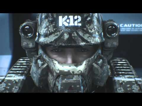 (New) Starship Troopers Invasion 2012 Trailer Music Movie