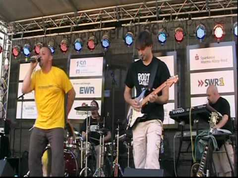 "River Gang ""One World, One Ball"" WM-Song 2010 Live"