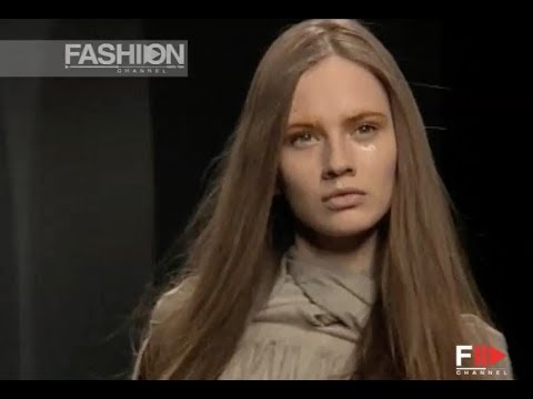 buy popular 739ff 1d125 MALLONI Fall Winter 2007 2008 Milan - Fashion Channel Fall Winter 2007 2008  Milan - Fashion Channel