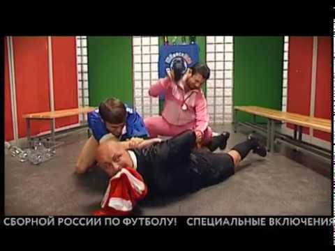 ТНТ4 покажет, что происходит в раздевалке футболистов сборной!