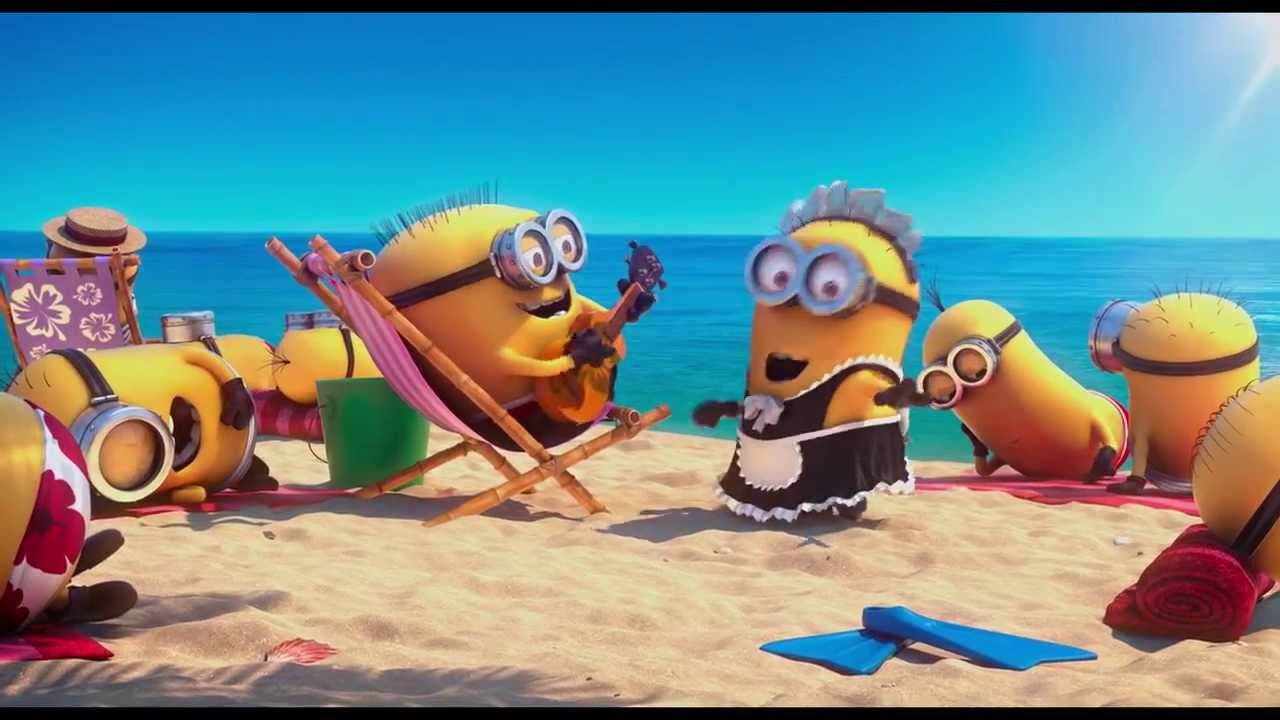 Minions Holiday Tour Despicable Me 2 2013   YouTube