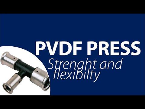 Henco PVDF Press - strength and flexibility