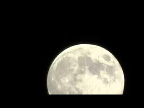 sony dsc hx20v moon test