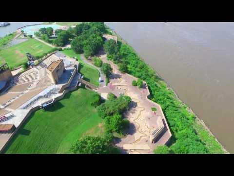 Mud Island Drone