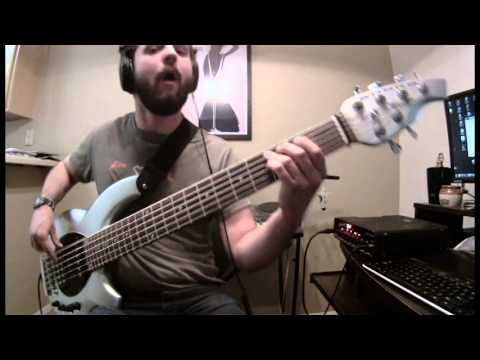 Jeff Williams feat. Casey Lee Williams - Caffeine (RWBY Vol. 2 Soundtrack) - Bass Cover
