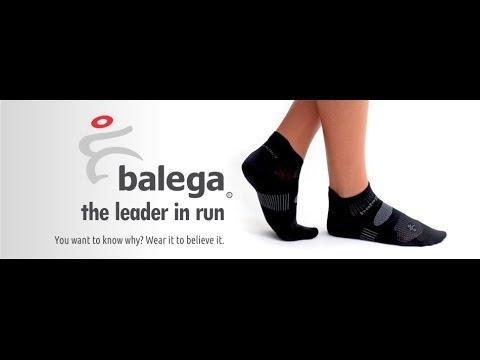 Balega Hidden Comfort Sock Review