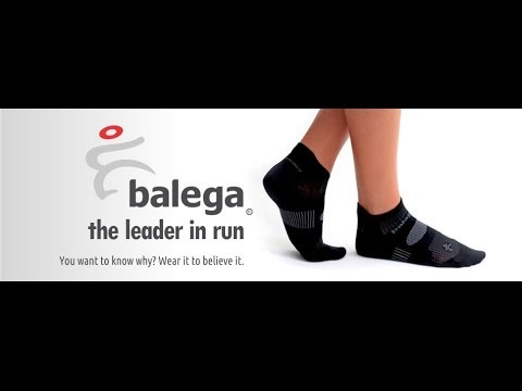 Balega Hidden Comfort Sock Review