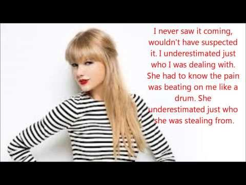 Better Than Revenge - Taylor Swift (Cover)