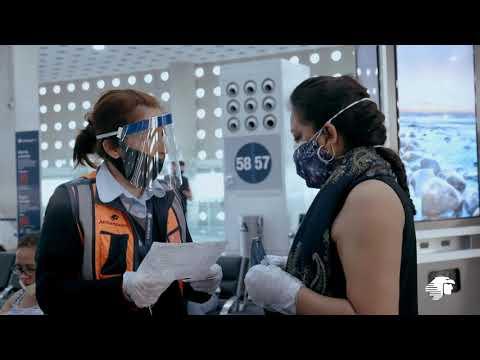 AeroMexico implements new hygiene regime