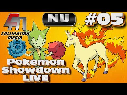 Pokemon Showdown Live: Roselia and Rapidash: Gallops of Beauty: Part 05