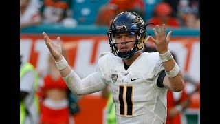 Ohio university will face off against toledo in college football coming up this week. elton alexander and branson wright give us all the details.