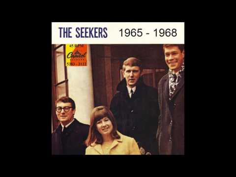 The Seekers - Capitol 45 RPM Single Records - 1965 - 1968