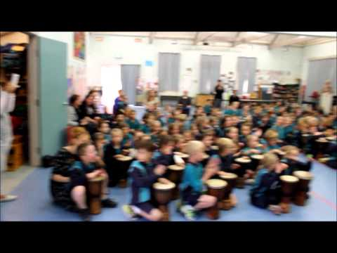African Drumming Workshop (Full Length Video) watch our kids go !!!!!