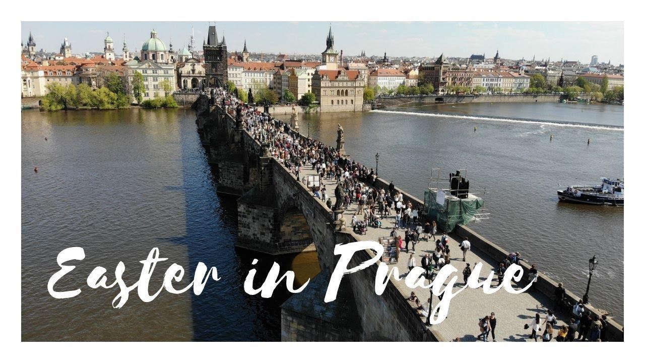 DJI - Prague in sunshine 2019