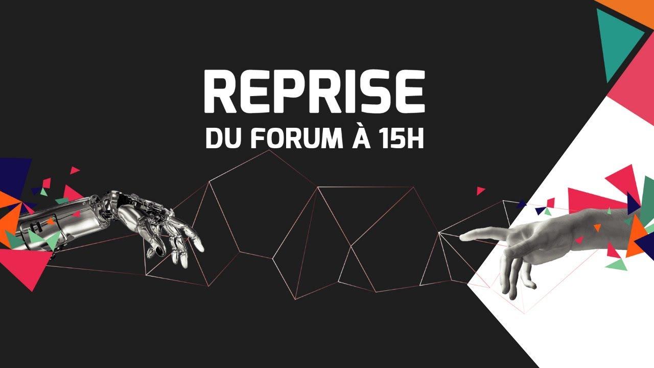 Forum Changer d'ère 2020 : L'avenir appartient aux êtres hybrides