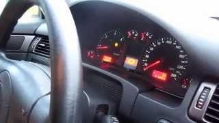 Обзор Audi a6 c5 (1999)