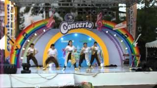 Campina Concerto My Music My Dance 2012 - Juara 2 Bandung Thumbnail