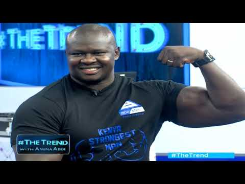 These are Kenya's strongest men