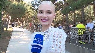Российские селебритис на ЖАРЕ говорят: Cалам, Баку!