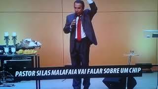 SILAS FALA SOBRE O CHIP DA BESTA.