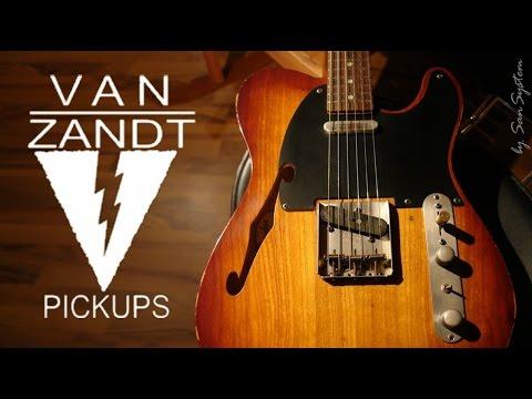 Telecaster Pickups  - Van Zandt True Vintage