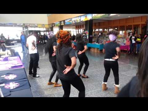NKU African Student Union Flash Mob
